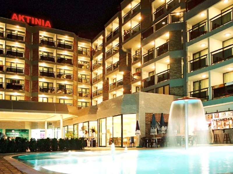 Aktinia Hotel, Sunny Beach Resort