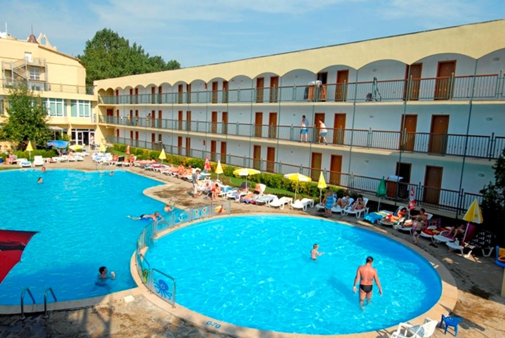 Amfora Hotel, Sunny Beach Resort